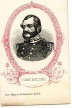 95x111.7 - Commander Hollins C. S. A., Civil War Portraits from Winterthur's Magnus Collection